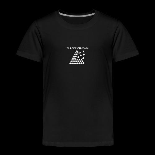 Black Mountain - T-shirt Premium Enfant