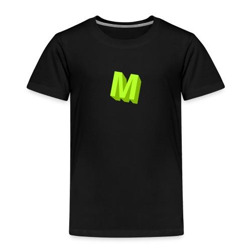 Muffins Logga - Premium-T-shirt barn