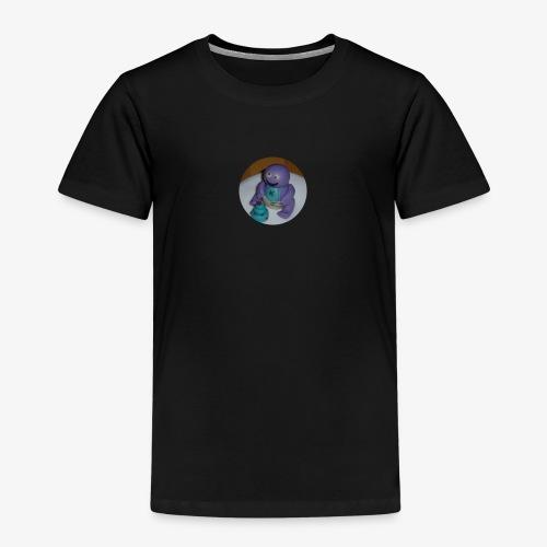 Kakkumonsteri - Lasten premium t-paita