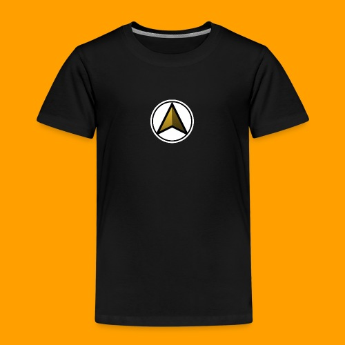 TGA logo - Kids' Premium T-Shirt