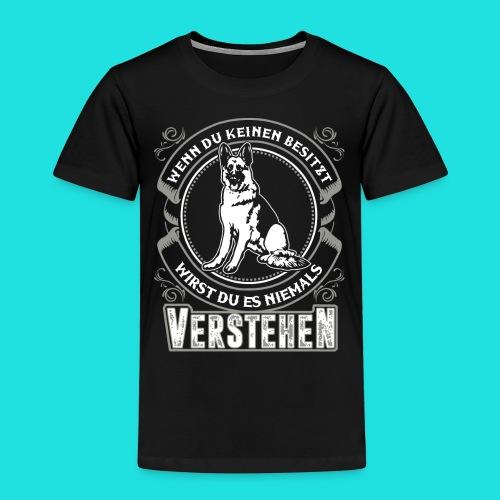 Deutscher Schäferhund - Kinder Premium T-Shirt