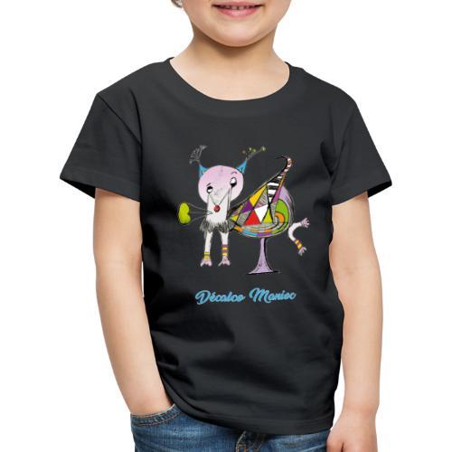 Décalco Manioc - T-shirt Premium Enfant