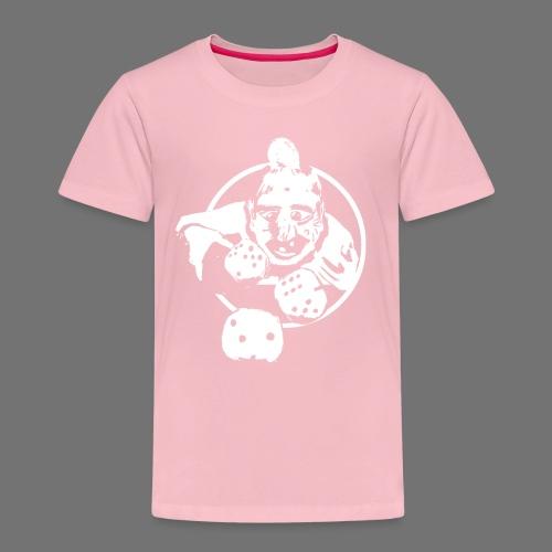 Professional Gambler (1c valkoinen) - Lasten premium t-paita