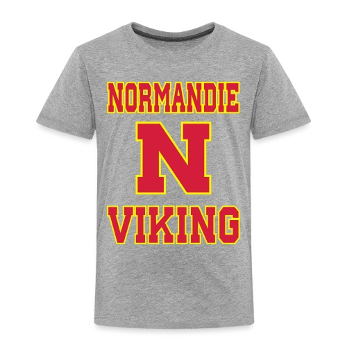 Normandie Viking - T-shirt Premium Enfant