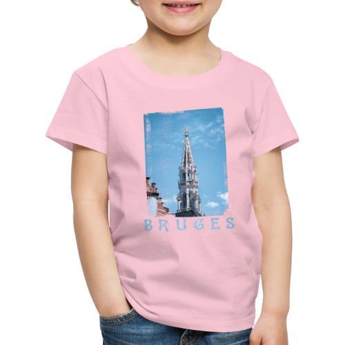 Bruges | Belfort - Kinderen Premium T-shirt