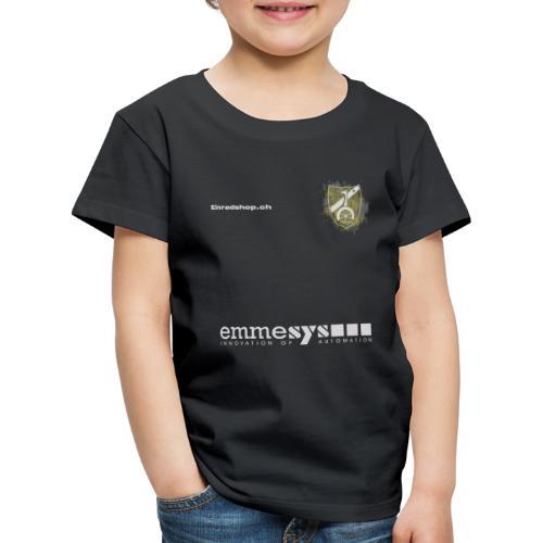 Offizielles Shirt des Einradverein Thun - Kinder Premium T-Shirt