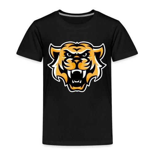 Maskot - Premium T-skjorte for barn