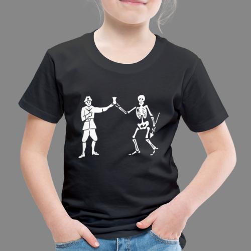 Roberts Bartholomew Flag v1 - T-shirt Premium Enfant