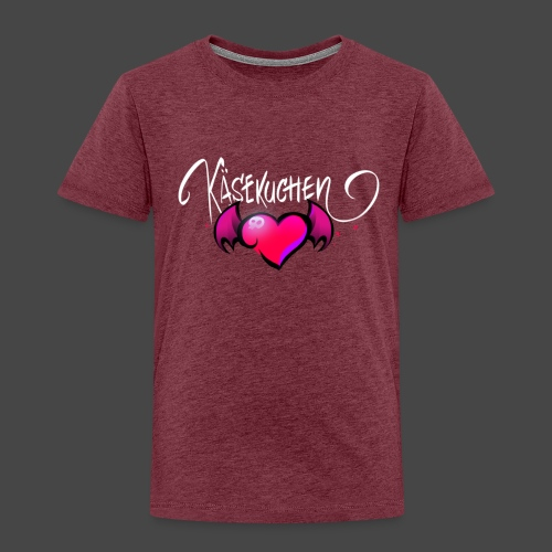 Logo and name - Kids' Premium T-Shirt