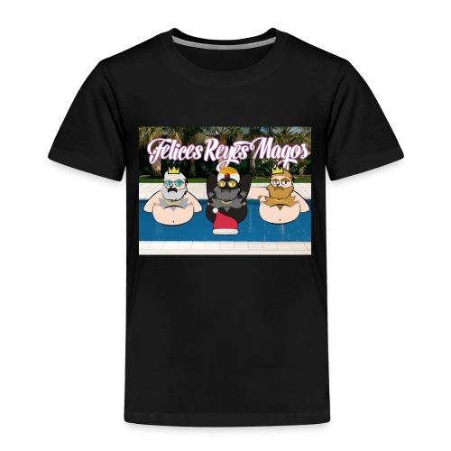 Felices Reyes Magos - Camiseta premium niño