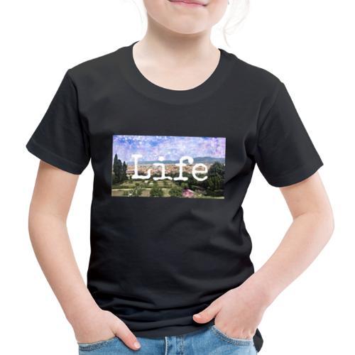 Florenz Life - Kinder Premium T-Shirt