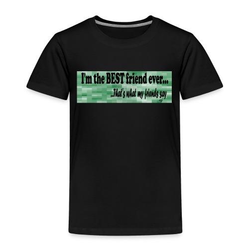 MOOD PHRASES - Camiseta premium niño