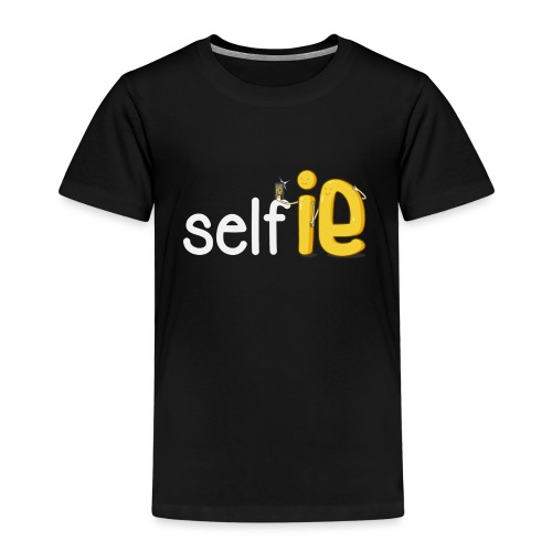 SELF-SELFIE - Kids' Premium T-Shirt