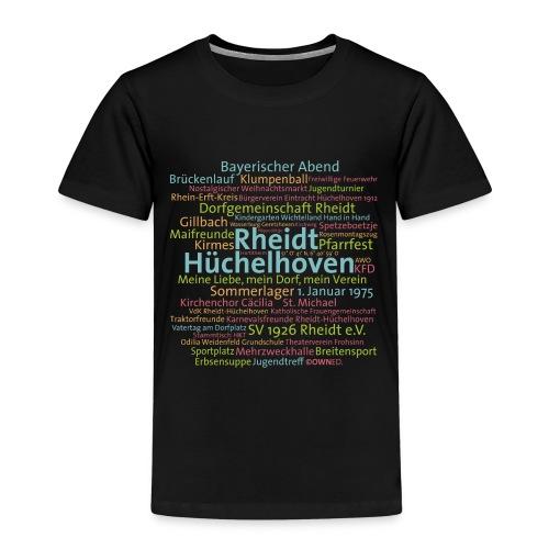 cloud rheidt huechelhoven - Kinder Premium T-Shirt
