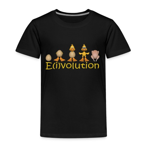eivolution - Kinder Premium T-Shirt