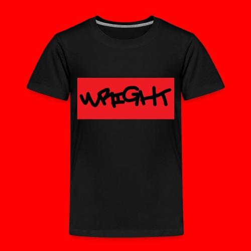 wright - Kids' Premium T-Shirt