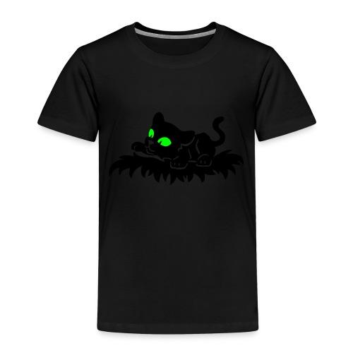 Playing Panther v2 - Kinder Premium T-Shirt