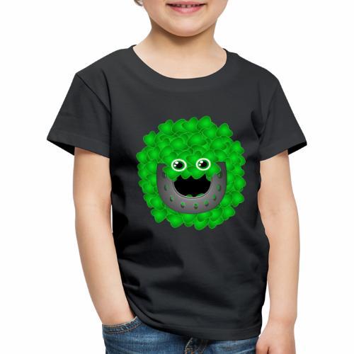 luckyface - Kinder Premium T-Shirt