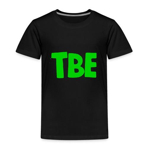 Logo groen - Kinderen Premium T-shirt