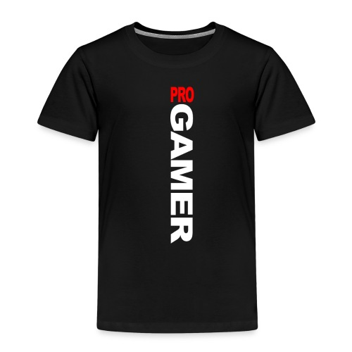 Pro Gamer (weiss) - Kinder Premium T-Shirt