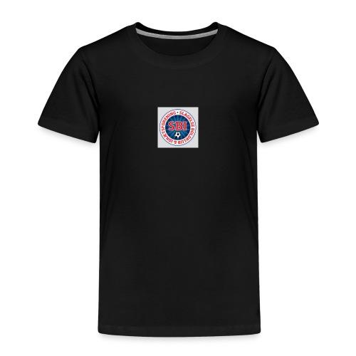 sbi jpg - Børne premium T-shirt