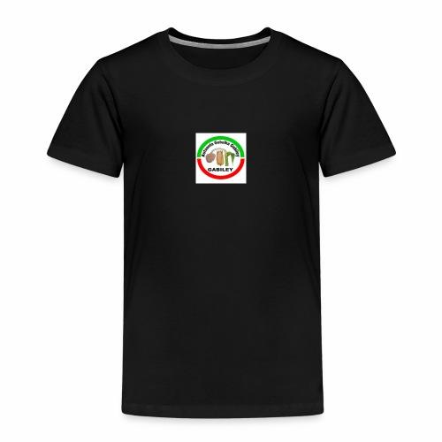 Gabiley - Premium-T-shirt barn