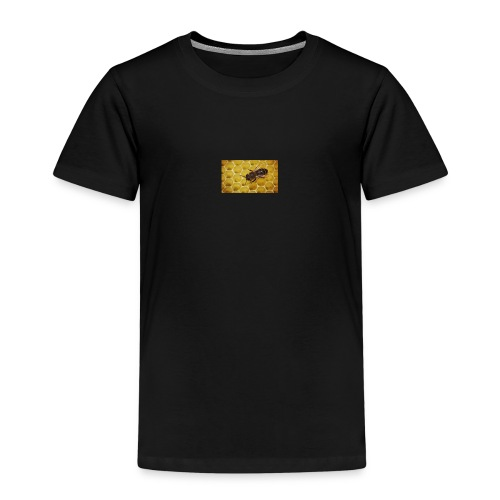 bieneTitel 1 title - Kinder Premium T-Shirt