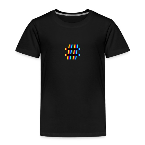 Hashtag FuturLogo - T-shirt Premium Enfant