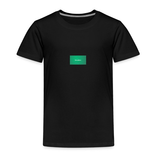 backgrounder - Kinder Premium T-Shirt