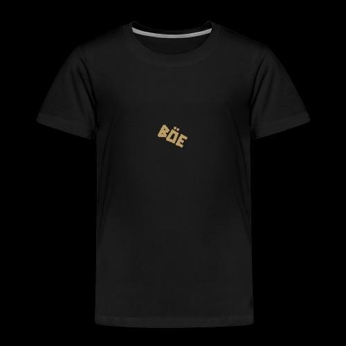 Böe - Premium T-skjorte for barn
