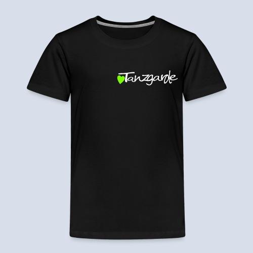 love Grün Tanzgarde weiß - Kinder Premium T-Shirt