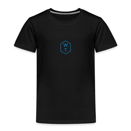 water tubedk - Børne premium T-shirt