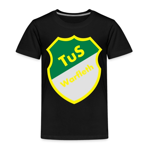 Wappen TuS Warfleth - Kinder Premium T-Shirt