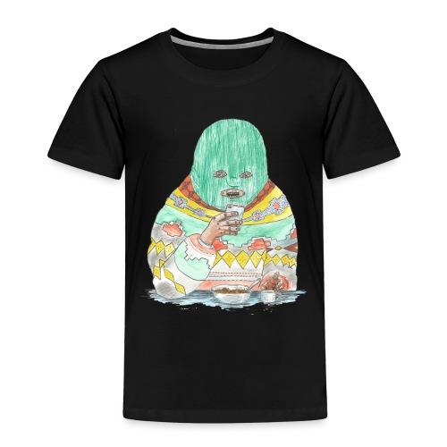 Spaghetti time - Kids' Premium T-Shirt