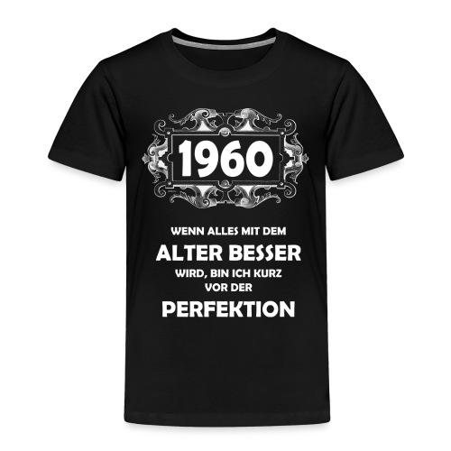 1960 - Perfektion - Kinder Premium T-Shirt