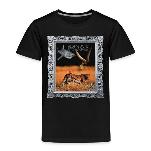oskar5 - Premium T-skjorte for barn