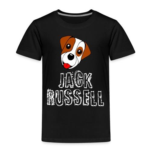 Jack Russell, der perfekte Terrier - Kinder Premium T-Shirt