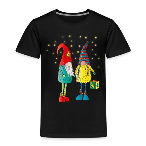 Weihnachtswichteln - Kinder Premium T-Shirt