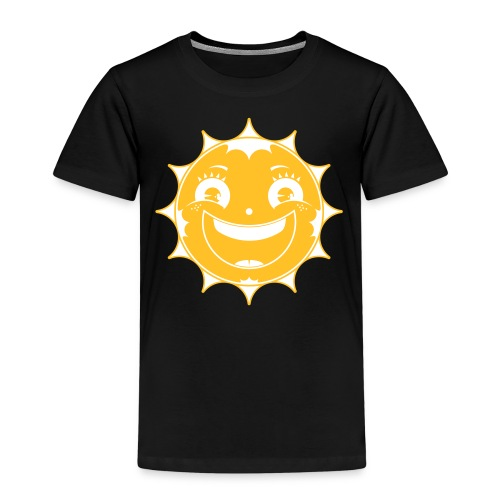 Happy Sun - Kinder Premium T-Shirt