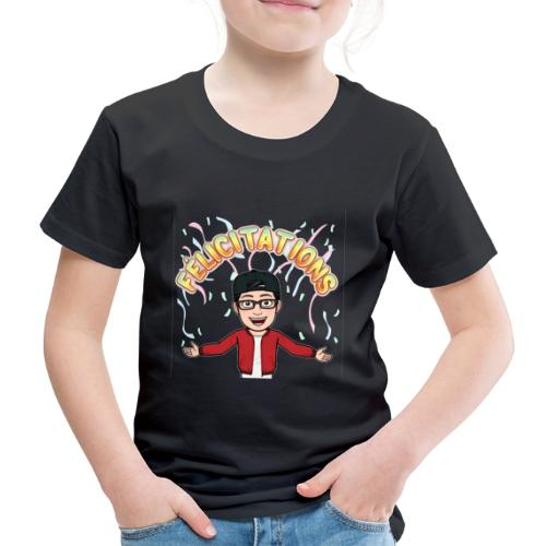 Bitmojis ' félicitations - T-shirt Premium Enfant