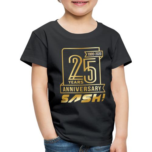 SASH! 25 Years Annyversary - Kids' Premium T-Shirt
