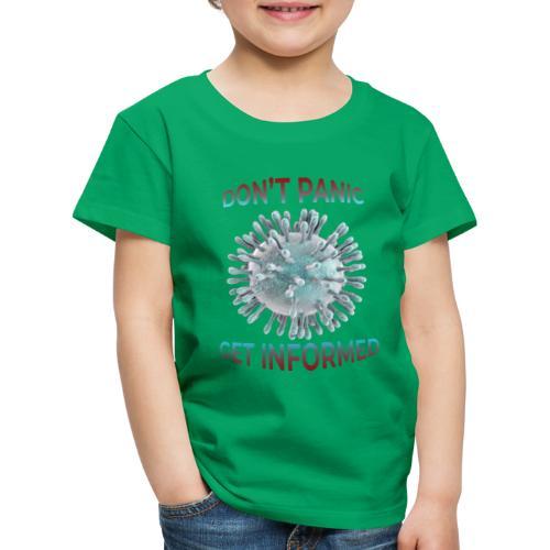 coronavirus - Camiseta premium niño