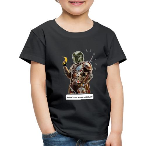 Never Feed After Midnight - Kids' Premium T-Shirt