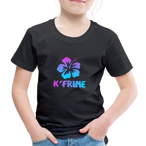 KFRINE - T-shirt Premium Enfant