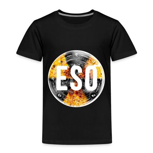 eso logo for tshirtspinbw png - Kids' Premium T-Shirt