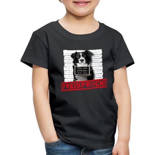 Martin Rütter Freispruch Emma - Kinder Premium T-Shirt