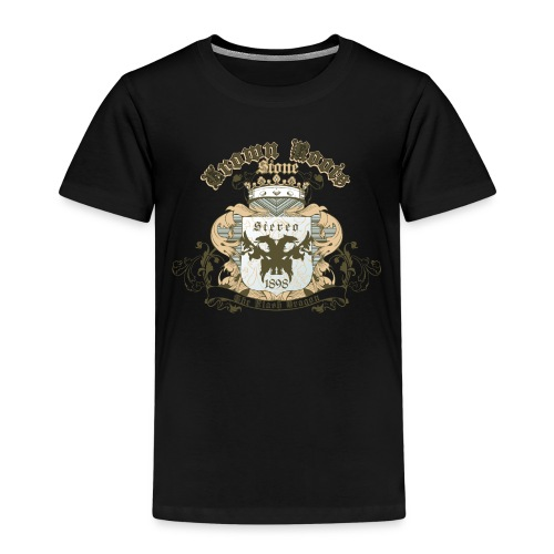 Crown Roots - Kinder Premium T-Shirt