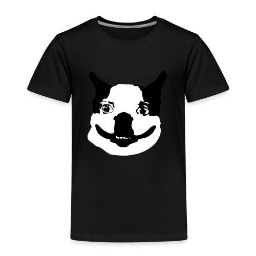 Lennu - Mustavalkoinen - Lasten premium t-paita