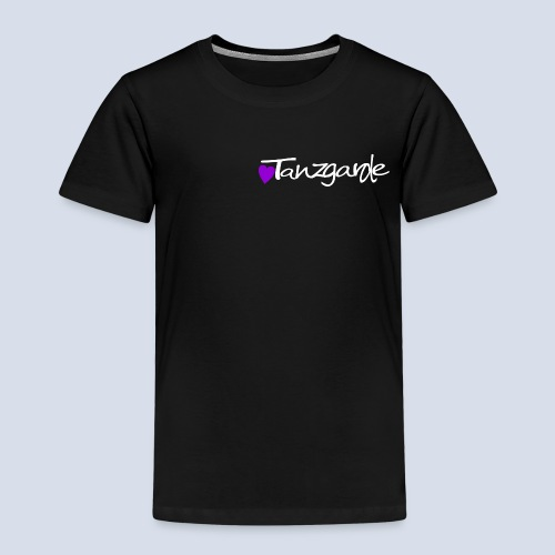 love Lila Tanzgarde weiß - Kinder Premium T-Shirt