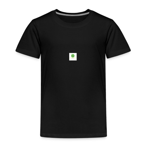 Min loogo - Premium T-skjorte for barn